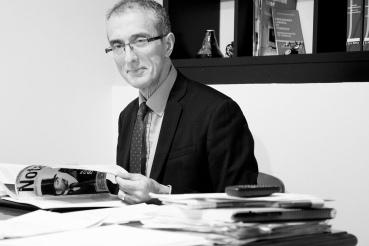 Josep Lluís Santamarta, advocat (Foto: www.ernstlalleman.com)