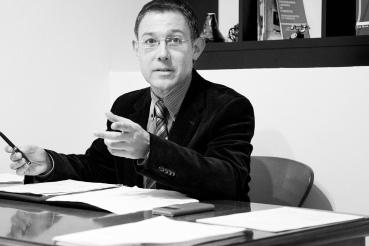 Jordi Carítico, advocat (Foto: www.ernstlalleman.com)